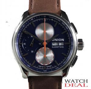 Union Glashütte Union Glashütte Viro Chronograph D001.414.16.041.02