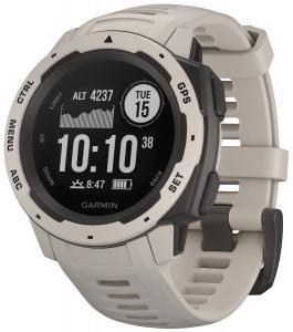 Guess Garmin 010-02064-01 Outdoor-Smartwatch Instinct Hellgrau/Schiefergrau