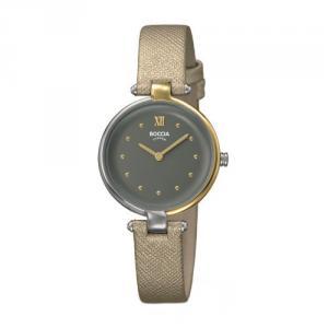 Boccia Damen Titan Uhr 3278-04