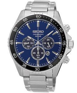 Seiko SSC445P1 Solar-Herrenuhr Chronograph