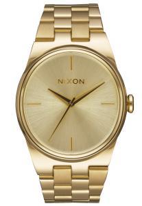Nixon A953 502 Idol All Gold Damen-Armbanduhr