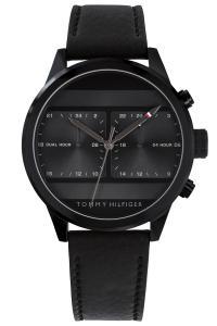 Tommy Hilfiger 1791595 Herren-Armbanduhr Dual Time Icon