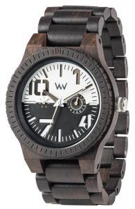 WeWood WW51002 Oblivio Black White Herrenuhr
