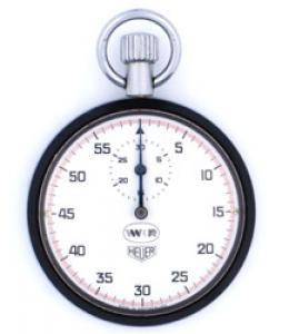Heuer Stopwatch