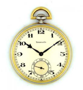 TIFFANY & CO. Pocket Watch