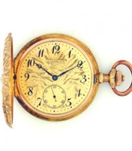 J.E. CALDWELL & CO. Pocket Watch