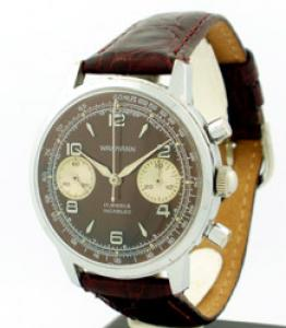 Wakmann 2 Register Chronograph