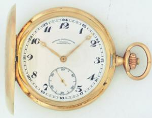 Glashutte Pocket Watch
