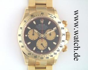 Rolex Daytona Cosmograph  Gelbgold Ref. 116528 UVP 30.000