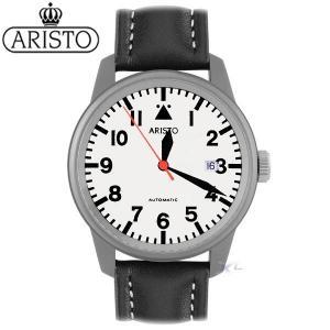 Aristo Titan Automatikuhr mit Datum / 5H70Ti