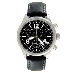 Junkers , Chronograph mit Lederband 6288-2