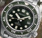 Ein außergewöhnliches Grün für eine besondere Uhr